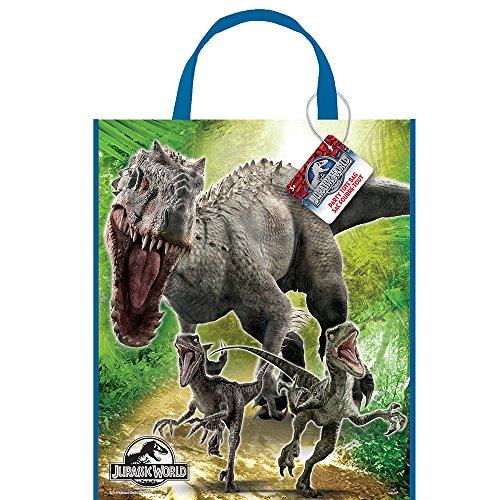 Large Plastic Jurassic World Goodie