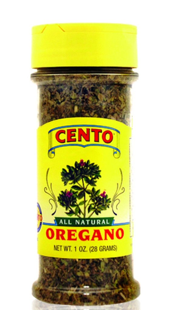 Cento Dried Oregano, 1 Ounce (Pack of 12)