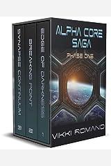 ALPHA CORE SAGA: PHASE ONE Kindle Edition