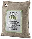 Moso Natural Air Purifying Bag. Natural Odor Eliminator. Fragrance Free, Chemical Free, Odor Absorber. Natural Color 500-Grams