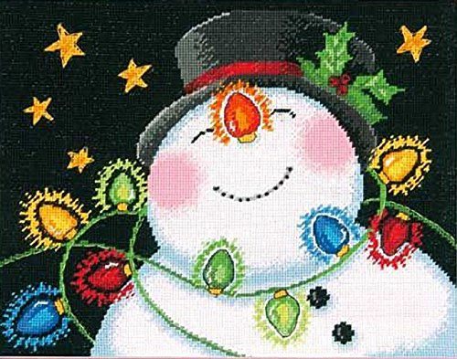 DIMENSIONS Crafts Needlepoint Kit, Head Lights