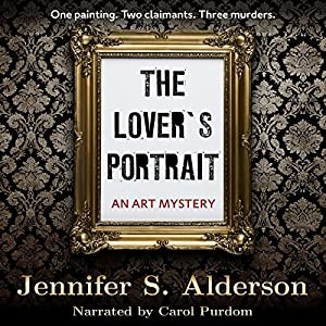 The Lover's Portrait: An Art Mystery Audiobook