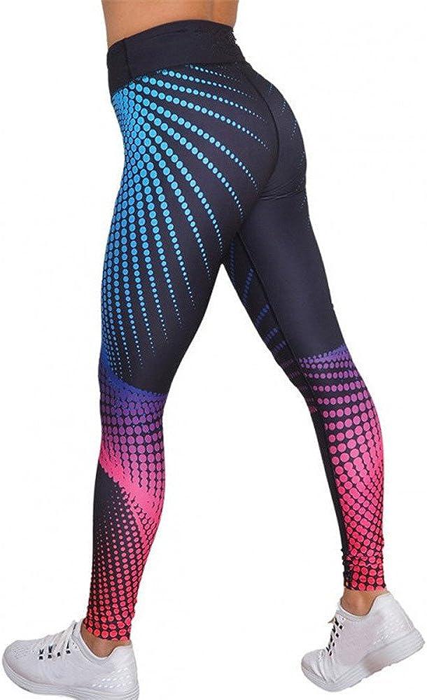 Weant Pantalones Yoga Mujeres Mallas Deportivas Mujer Punto de ola ...
