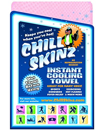 acafce07a6c25 Chill skinz instant cooling the best Amazon price in SaveMoney.es