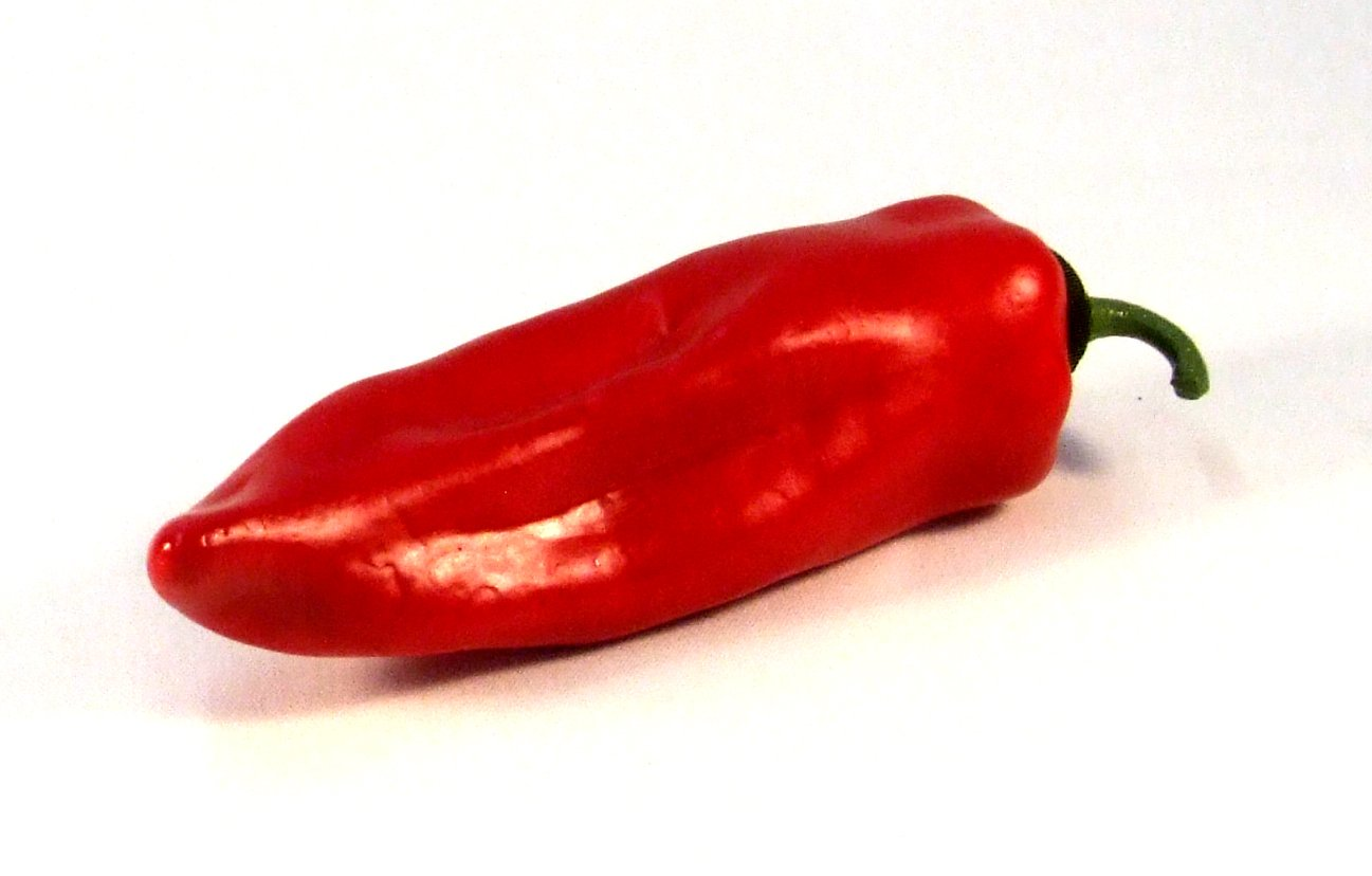 6pc-Artificial-Red-Chili-Pepper-Peppers-Plastic-Vegetable-Fruit-Six-Pieces