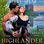 The Highlander (The Highlanders) | Terry Spear