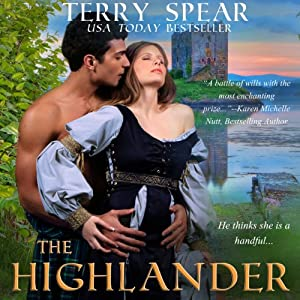 The Highlander (The Highlanders) Hörbuch