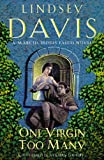 One Virgin Too Many by Lindsey Davis front cover