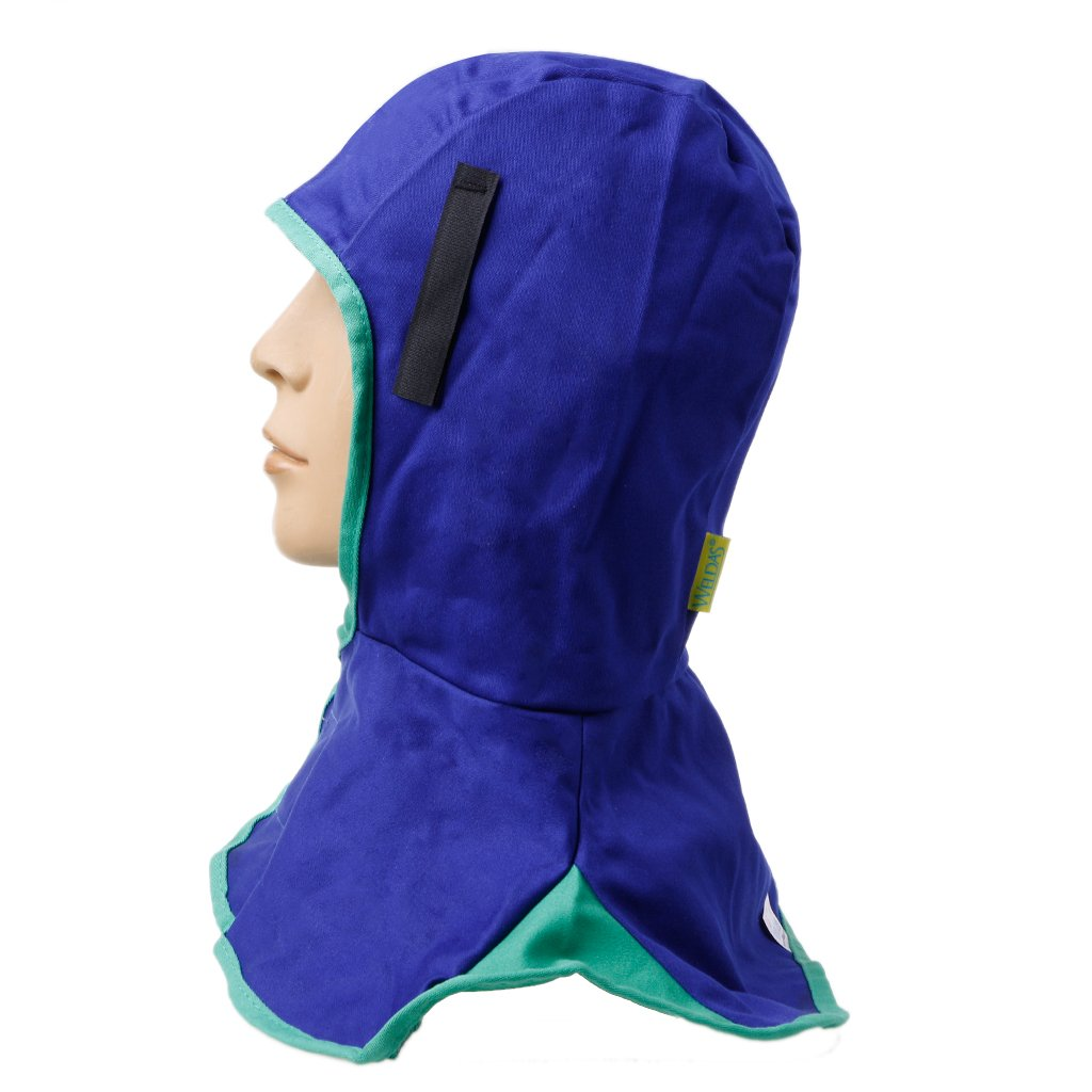 6b19b717b663 OTGO Washable Comfortable Flame Retardant Welding Neck Face Protection Hood  Welder Head Cap Cover - - Amazon.com