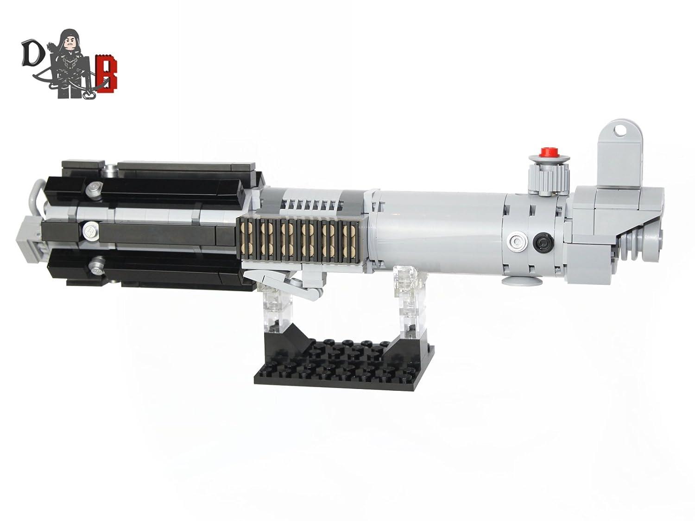 Star Wars Anakin/Luke/Rey TFA custom Graflex Lichtschwert unter verwendung LEGO Teile