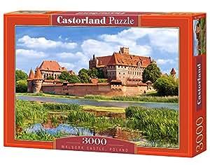 Castorland - Puzzle con marco (CSC300211)