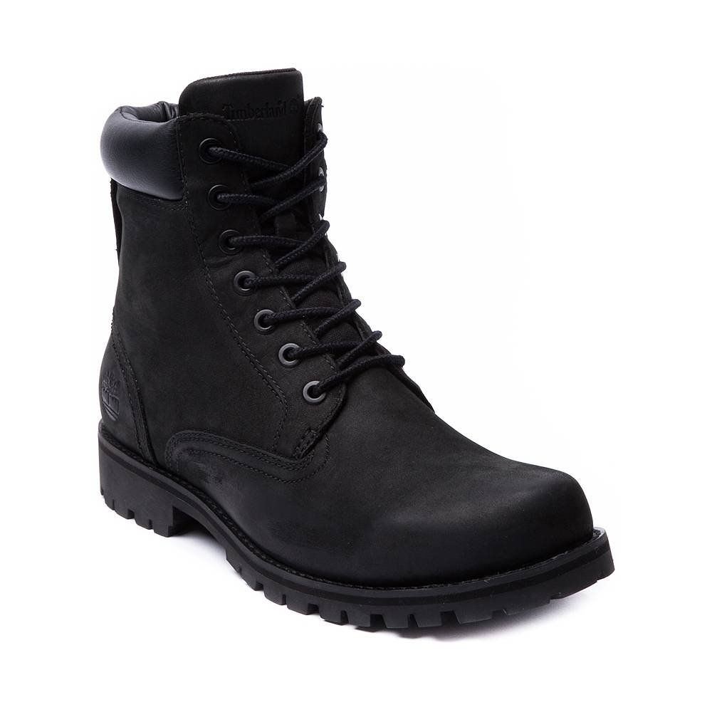 Timberland Limited Edition Mens 6'' Classic Premium Boot (Mens 13, Newmarket Boot Black)