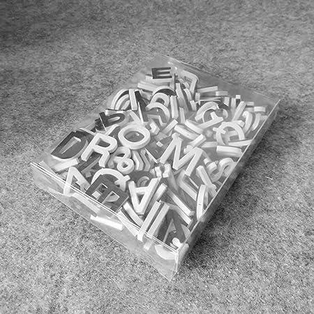 SANGDA Número de Letras magnéticas, 168 Piezas de Espuma EVA Plegable refrigerador magnético números del Alfabeto Scrabble diversión temprana Educativo Juguetes Regalo para niños: Amazon.es: Hogar
