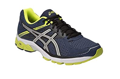 ASICS Gel Innovate 7 Sport Shoes Running Blue Silver Green