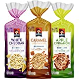 Quaker Gluten Free Rice Cakes Variety Pack, 6 Count