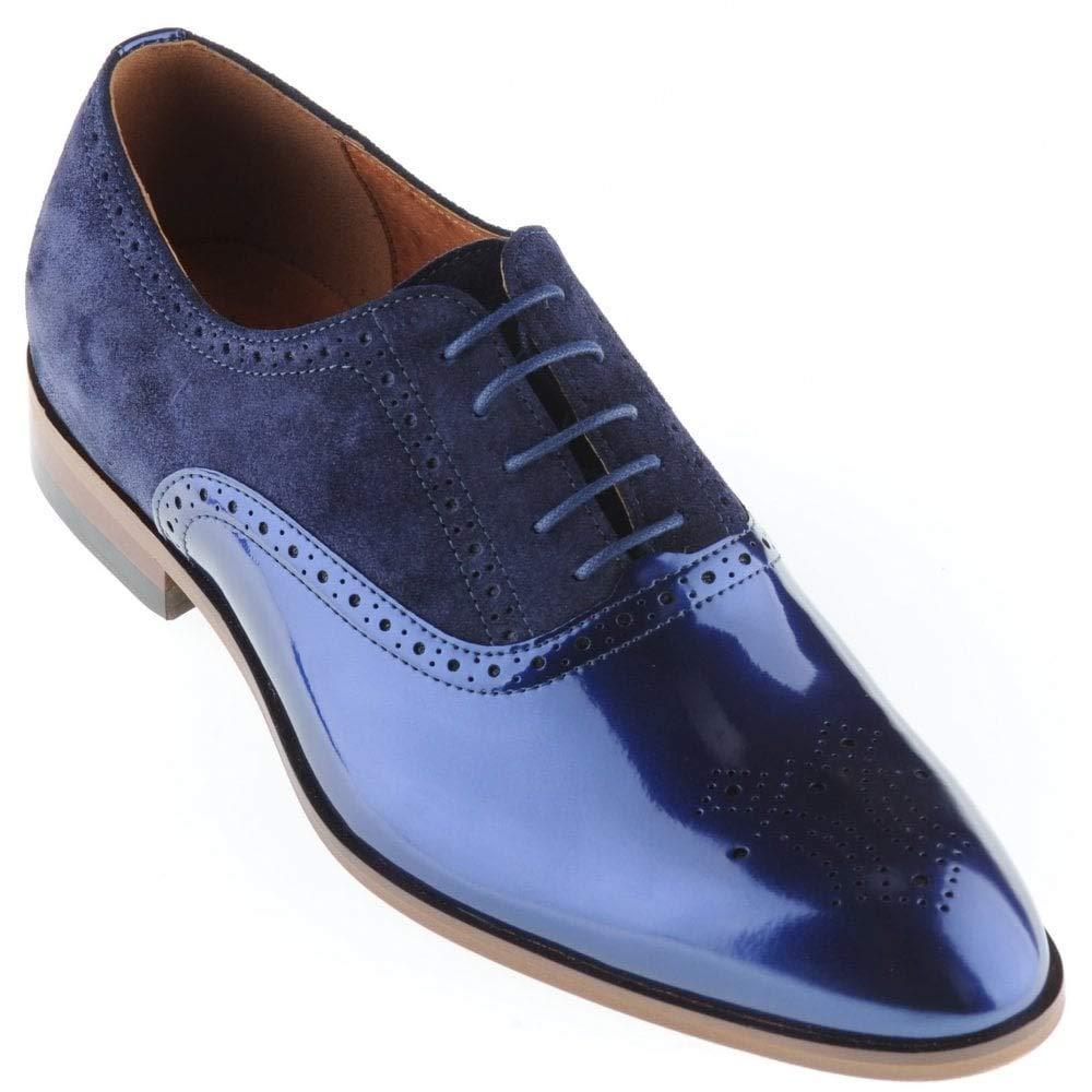 Lacuzzo, Scarpe Stringate Stringate Stringate Uomo Blu blu 68bc55