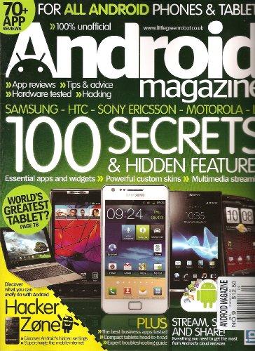 Android Magazine - Android Magazine (No. 9 2012)