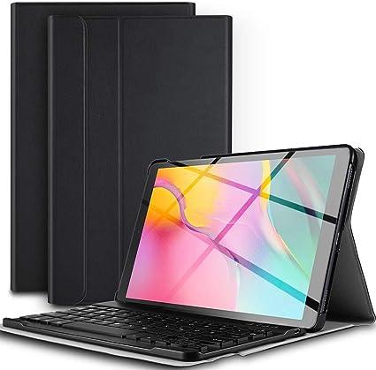 Jelly Comb Funda con teclado para Samsung Galaxy Tab A 10.1 ...