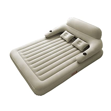 Amazoncom Qianding Zhangpeng Double Inflatable Bed Home Outdoor