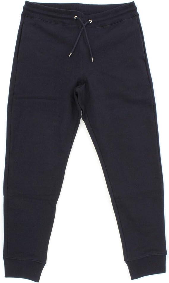 Paul Smith - Pantalón de chándal (Talla Mediana), Color Azul Marino