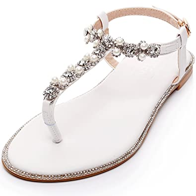 Amazon luxveer beach wedding shoes wedding flats be 01 luxveer beach wedding shoes be01 eu35 junglespirit Images