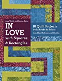 In Love with Squares and Rectangles, Amy Walsh and Janine Burke, 1607056437