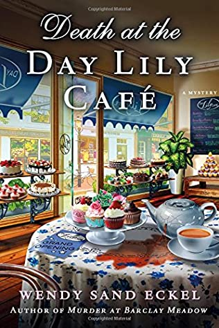 book cover of Death at the Day Lily Cafe