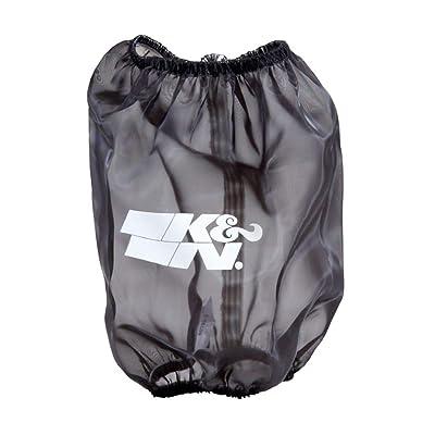 K&N PL-8007DK Black Drycharger Filter Wrap - For Your K&N PL-8007 Filter: Automotive