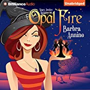 Opal Fire: A Stacy Justice Mystery, Book 1 | Barbra Annino