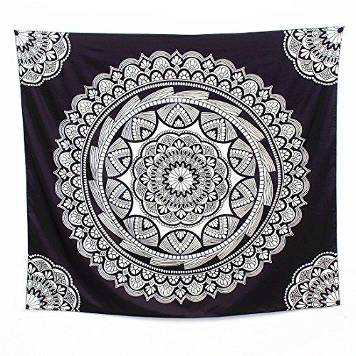 MYRU Mandala Cloth Wall Scarf India Hippie/Boho Style As A Deco Cloth/Bedspread/Beach Towel Cheap Tapestry 59