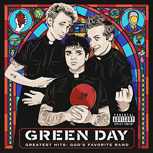 Green Day - Greatest Hits Gods Favorite Band - CD - FLAC - 2017 - CHS Download