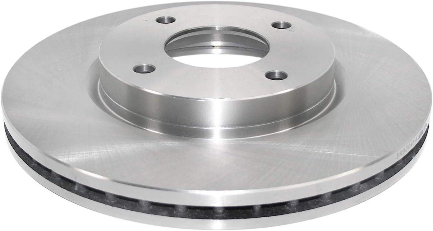 Standard DuraGo BR900414 Front Vented Disc Brake Rotor