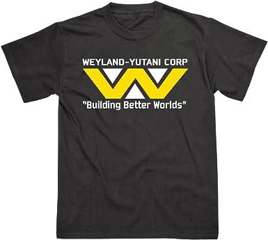 Weyland Yutani Corp Inspired by Alien Mens T-Shirt