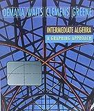Intermediate Algebra: A Graphing Approach 0201650010 Book Cover