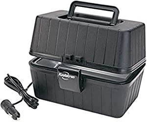 Koolatron LBS-01 Black 12 Volt Lunch Box Stove