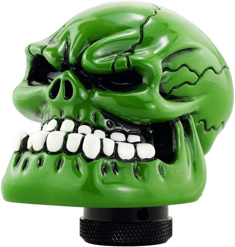 Mavota Green Skull Manual Automatic Gear Shift Knobs