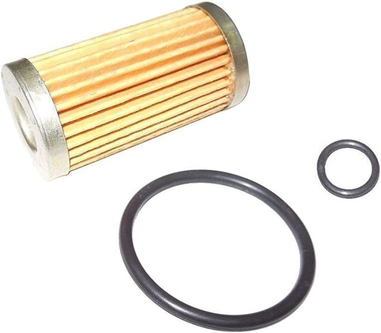 New Case IH Fuel Filter with O-ring /& BOWL 234 234H 235 244 245 254 255 265 275