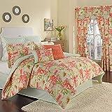 WAVERLY 15323BEDDKNGPTL Fresh Picked Comforter Set,Petal,King
