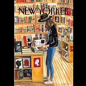 The New Yorker, November 13th 2017 (Larissa MacFarquhar, Ian Frazier, Steve Coll) Periodical
