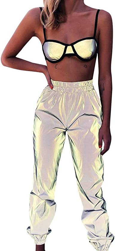 PAOLIAN_Pantalones Para Mujer Pantalones Mujer Chandal Anchos ...