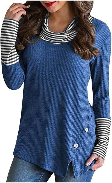 Women/'s Asymmetrical Lace Tunic Top Long Sleeve Cowl Neck Swing Dress Turtleneck