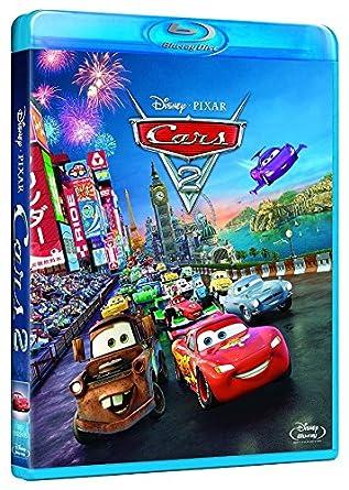 Cars 2 Blu Ray Spanien Import Amazonde Personajes Animados