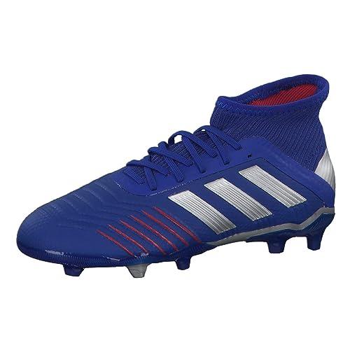 botas de fútbol de niños predator 19.1 fg adidas