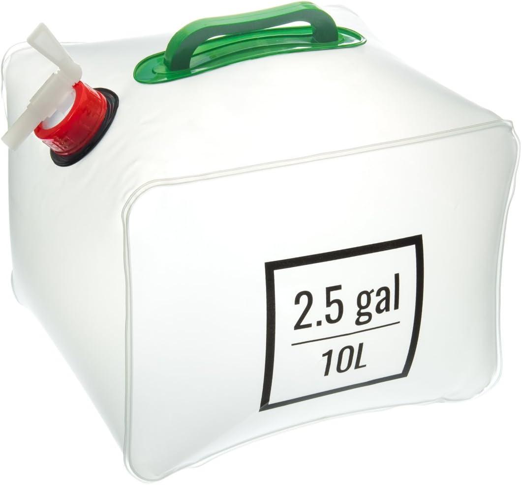 SE Survivor Series Collapsible Water Carrier 10L (2.5 Gallon)