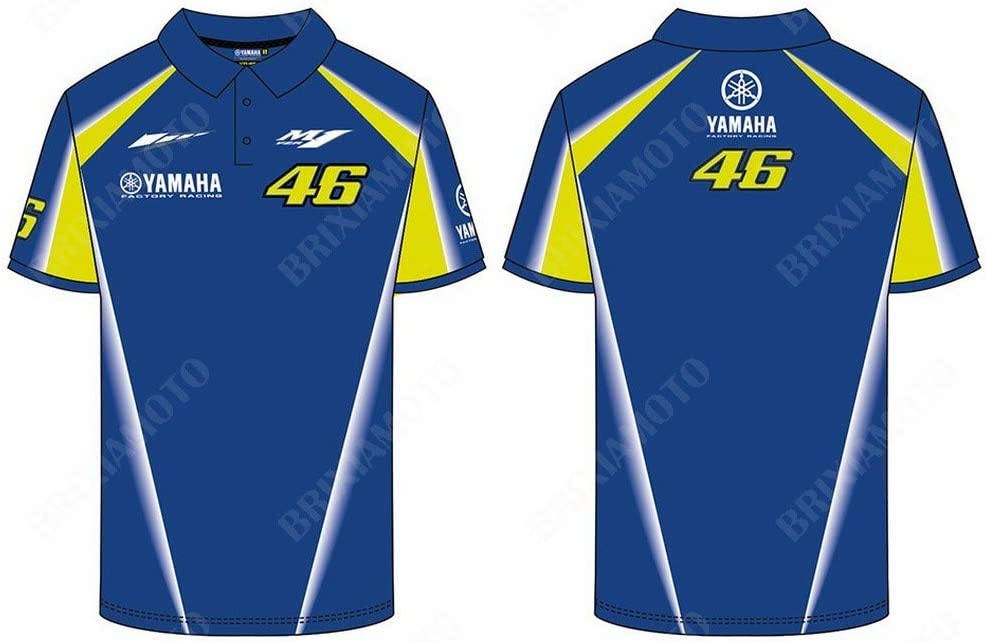 Polo VR46 Yamaha Racing tg.XXL: Amazon.es: Coche y moto