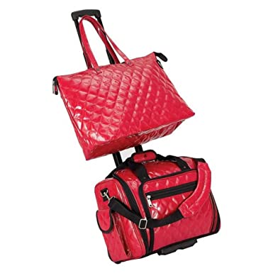 Amazon.com | Athalon Plane Case with Matching Tote w/ Spinner ...