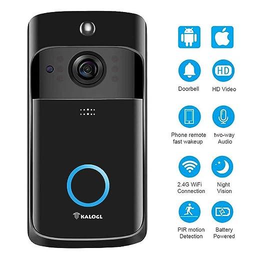 Battery Powered Video Doorbells