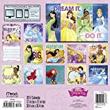 Disney Princess Wall Calendar (2017)