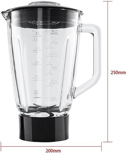 OUTAD - Accesorio de batidora vaso mezclador Para Robot de cocina ...