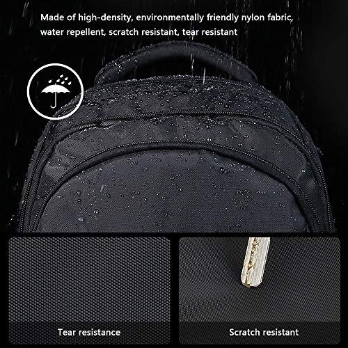 Viaggio Per Viaggio Da Borsa Uomo Viola Black Tracolla color A Backpack qOHwF